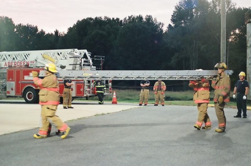 Ladder Drills