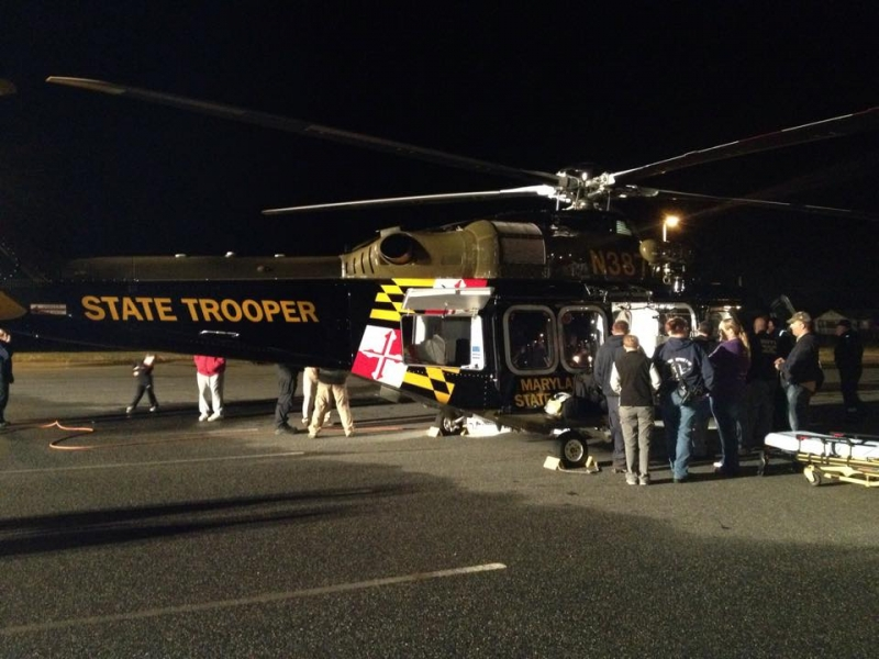 New MSP Helicopter Training